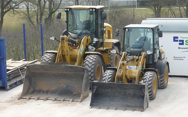 Sitter Bau Fuhrpark